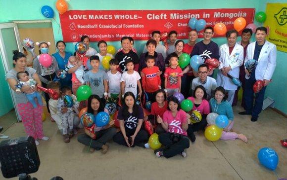 """""""Хайрыг нөхнө"""" уулзалтаар Тайвань эмч нарт талархлаа илэрхийллээ"""