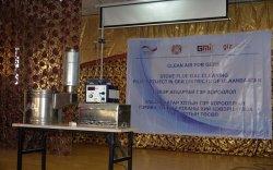 Монгол, Герман инженерүүдийн хамтран бүтээсэн технологийн шийдлийг ашиглан агаарын бохирдлыг бууруулна