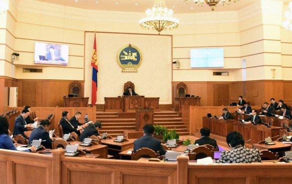 Монгол Улсын 2019 оны төсвийн тухай хуулийн төслийг эцэслэн баталлаа
