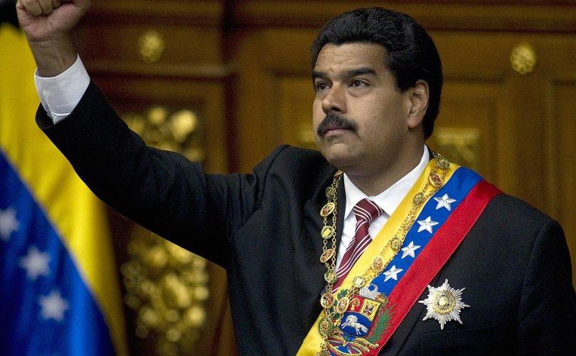 Мунхаг удирдагчийн дарангуйлал дор сүйрч буй Венесуэл улс
