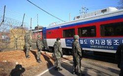 Олон жилийн дараа Өмнөдийн галт тэрэг Хойд Солонгост нэвтэрлээ