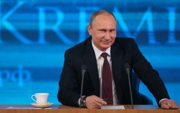 В.Путины хэвлэлийн хурал ирэх сарын 20-нд болно