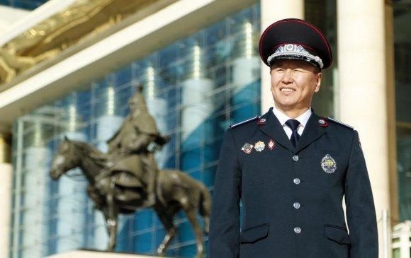 В.Отгонбаяр: НҮБ-д цагдаагийн алба хаагч үүрэг гүйцэтгэх нь дэлхийн өмнө хүлээсэн үүрэг