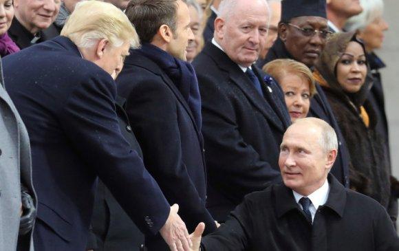В.Путин, Д.Трамп нар Аргентинд уулзана