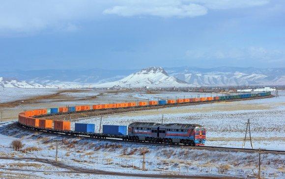 Монгол улсын нутгаар дамжин өнгөрөх чингэлгийн галт тэрэг эрс нэмэгджээ