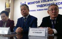 Ж.Бямбадорж: Хүний эрхийг хамгаалахад санхүү байхгүй гэж гоншгономооргүй байна