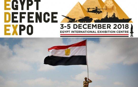 Олон улсын батлан хамгаалахын анхдугаар экспо Египетэд болж байна