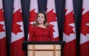 """Канад Хятадаас хоёр дахь дипломатч аснаа """"эрэн хайж"""" байна"""