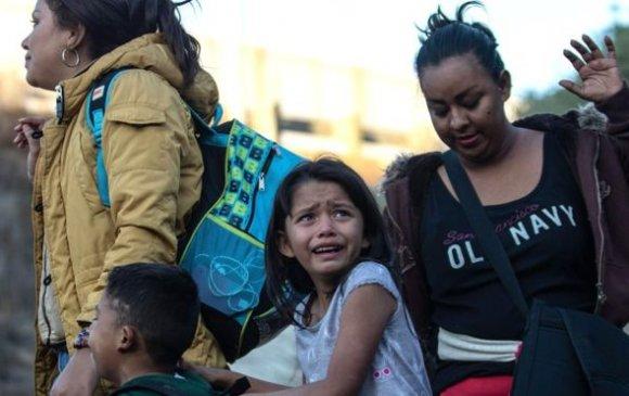 АНУ-ын хил дээр дахин нэг дүрвэгч хүүхэд нас барлаа
