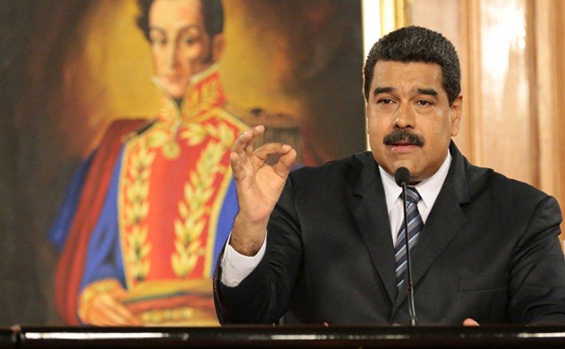 Мадуро: Дэлхийд АНУ-ын гар хүрэхгүй газар байхгүй