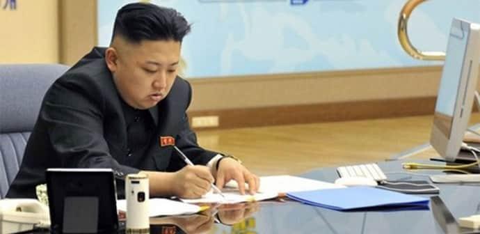 Ким Жон Ун Өмнөд Солонгосын Ерөнхийлөгчид захидал илгээжээ
