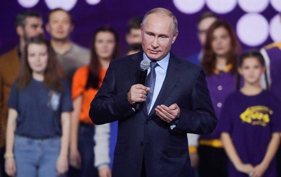 Путин эдгэршгүй өвчтэй хүүхдүүдийн мөрөөдлийг биелүүлнэ