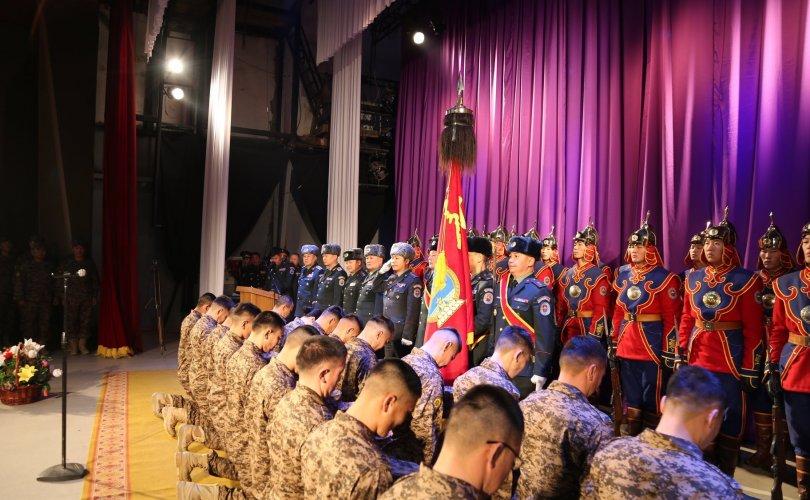 Энхийг сахиулагчид Афганистаныг зорилоо