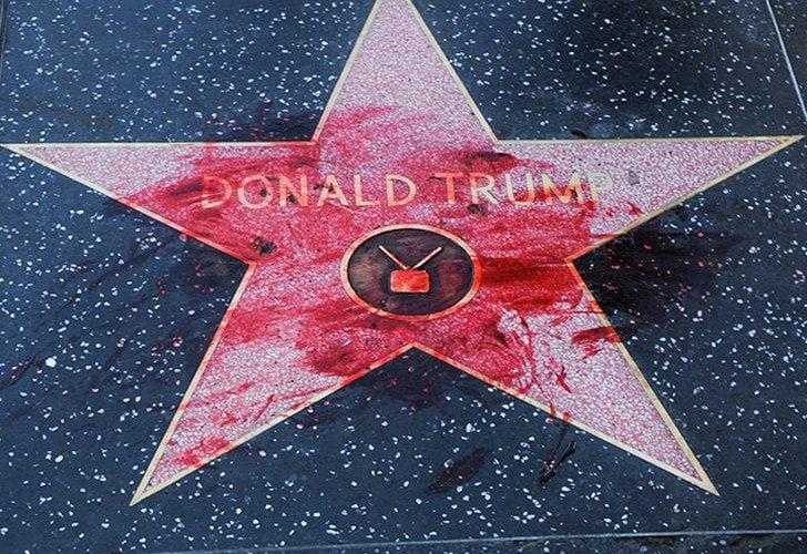 Трампын алдрын одыг хуурамч цусаар буджээ
