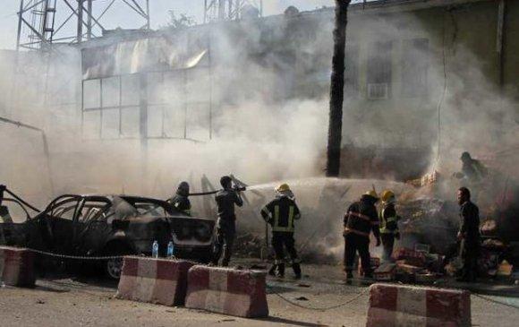 Афганистанд халдлага гарч, 43 хүн амь үрэгджээ