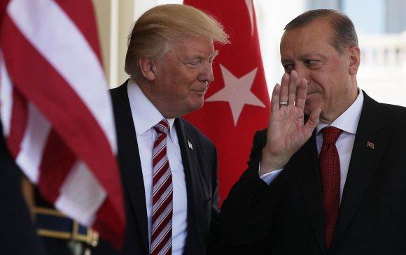 Д.Трамп Эрдогантай уулзана