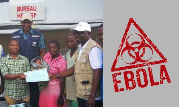 Эбола вирусийн халдвараас бяцхан охин амьд үлджээ