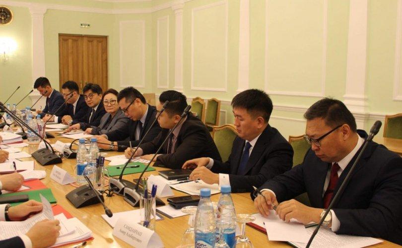 Монгол Улс, ОХУ-ын ГХЯ хоорондын консулын зөвлөлдөх уулзалт боллоо