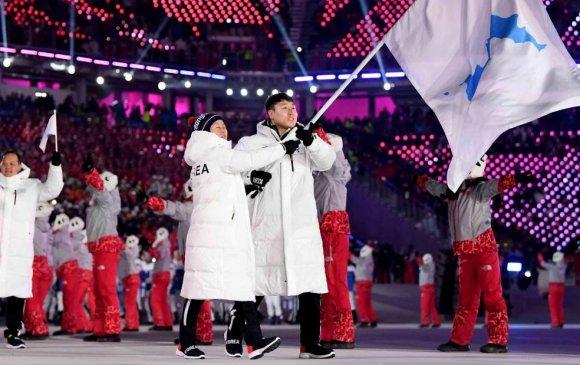 Хоёр Солонгос Токиогийн олимпт хамтран оролцоно