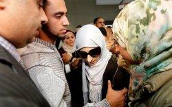 Йемен эх бяцхан хүүтэйгээ салах ёс гүйцэтгэхээр Америкт очжээ