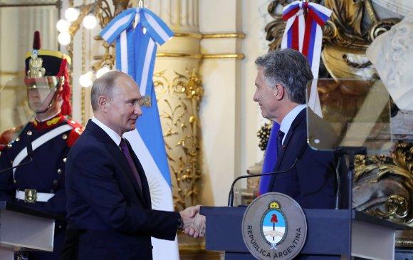 ОХУ, Аргентинтай цөмийн энергийн салбарт хамтран ажиллана