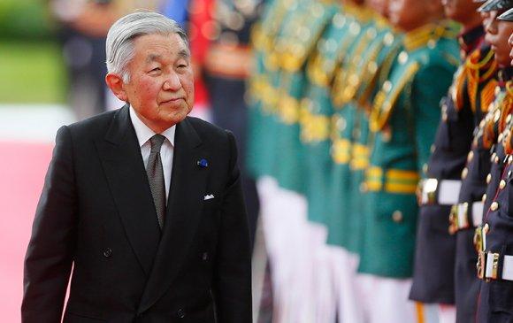 Японы хаан 85 нас хүрлээ