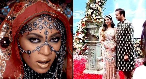 Энэтхэгийн тэрбумтны охины хурим дээр Beyoncé, John Legend нар дууллаа