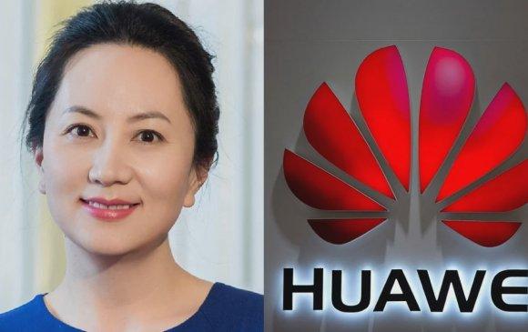 """""""Huawei""""-ийн захирал баривчлагдахдаа гурван паспорттай байжээ"""
