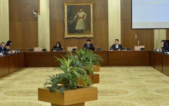 Хуульд өөрчлөлт оруулах тухай хуулийн төслийг хэлэлцэхийг дэмжлээ