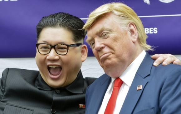 Д.Трамп, Ким Жон Ун нар ирэх оны эхээр уулзана