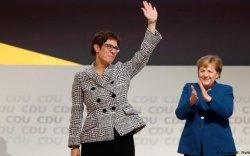 Ангела Меркелийн залгамжлагч тодорлоо