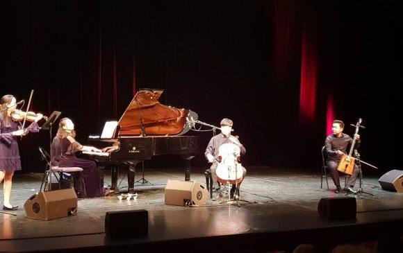 Төгөлдөр хуурч С.Одгэрэл Францад тоглолтоо зохион байгууллаа