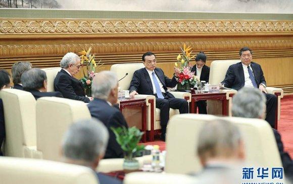 """""""Хятадыг ойлгохуй"""" олон улсын хурлын төлөөлөгчидтэй уулзав"""