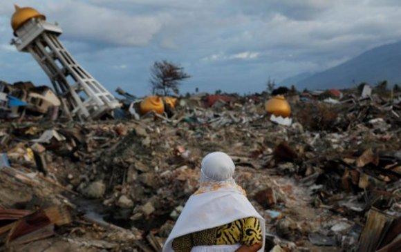 """""""Галын цагариг""""-т орших Индонез цунамиг урьдчилан харж чадсангүй"""