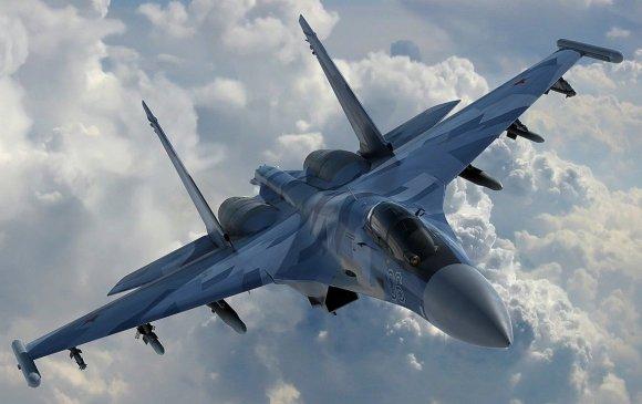 ОХУ-ын байлдааны онгоцнууд Крымд газардлаа