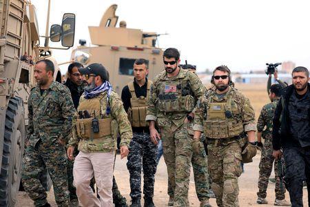 Сириэс АНУ цэргээ гаргахаар боллоо
