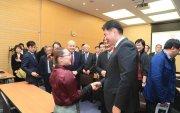 У.Хүрэлсүх монгол оюутнуудтай уулзлаа