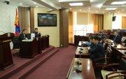 Хэнтий аймгийн ЗДТГ-ын төлөөлөгчид зочиллоо
