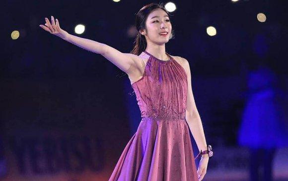 Ким Юна мөсний шоунд оролцоно