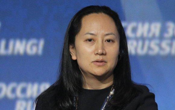 """""""Huawei"""" компанийн санхүүгийн захирлыг баривчилжээ"""