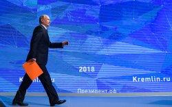 Путин: Орос-Хятадын харилцаа дэлхийг эрүүлжүүлж байна