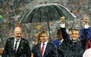 В.Путин, К.Роналдо нарыг онцлов