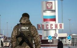 Украин: Орос эрчүүдийг хилээрээ нэвтрүүлэхгүй
