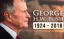 Монголын жинхэнэ анд агсан Жорж Герберт Буш