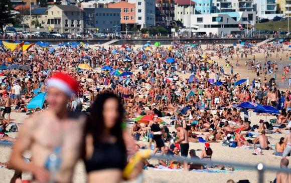 Австралид хэт халуун өдрүүд үргэлжилж байна