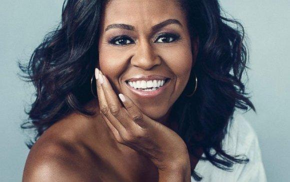 Мишелл Обамагийн дурсамж ном энэ жилийн бестселлер болж байна