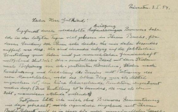 """Эйнштейний """"бурхны захидал"""" 2.9 сая ам.долларт хүрэв"""