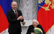Оросын алдартай эсэргүү таалал төгслөө