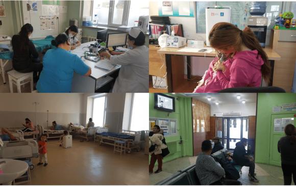 Орон нутгийн эмнэлгүүд орны ачааллыг зохицуулан ажиллаж байна