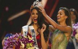 """Филиппинийн К.Грэй """"Miss Universe""""-ын ялагч боллоо"""